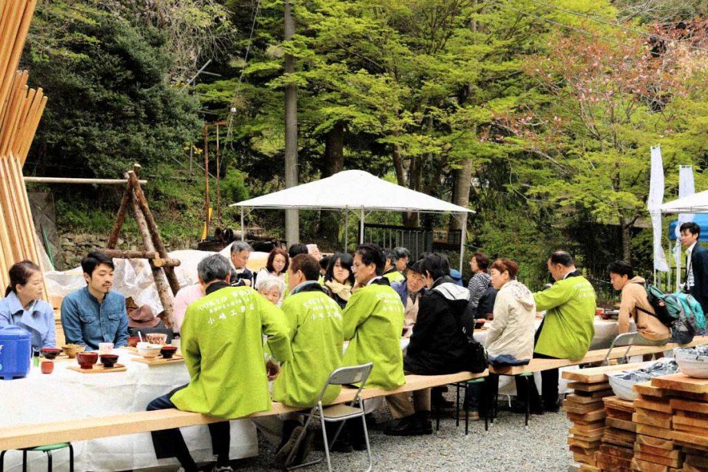 TOKYO WOOD バスツアー