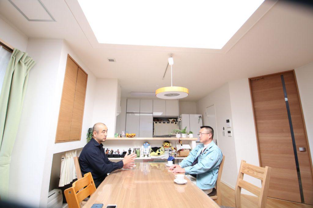T様 × 中嶋材木店